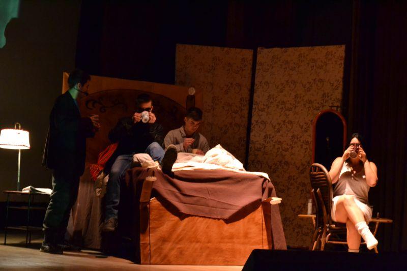 Aktualnie przeglądana galeria: Ojczyzna, emigracja i Teatr Czterdziestu